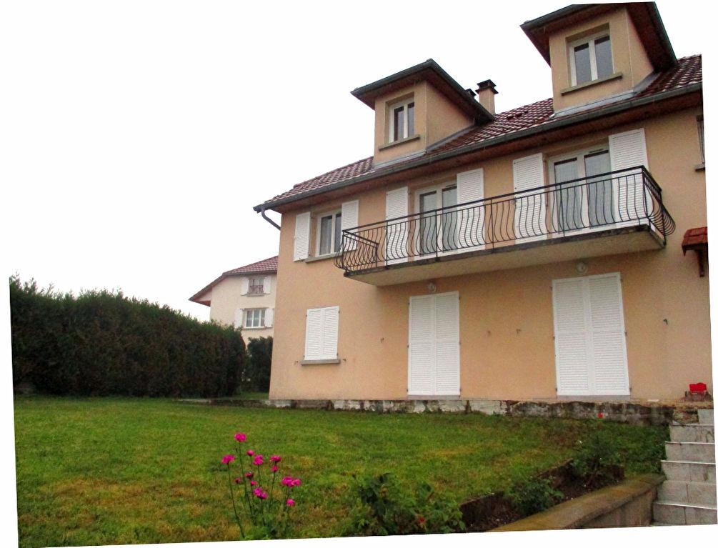 Maison individuelle avec 3 logements moirans en montagne 39260 for Vente maison individuelle 06