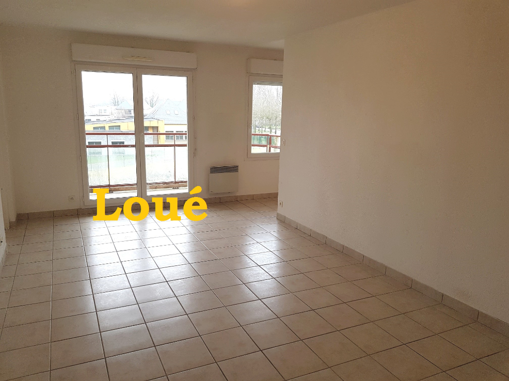 photo de APPARTEMENT F2 CABINE - BERCK