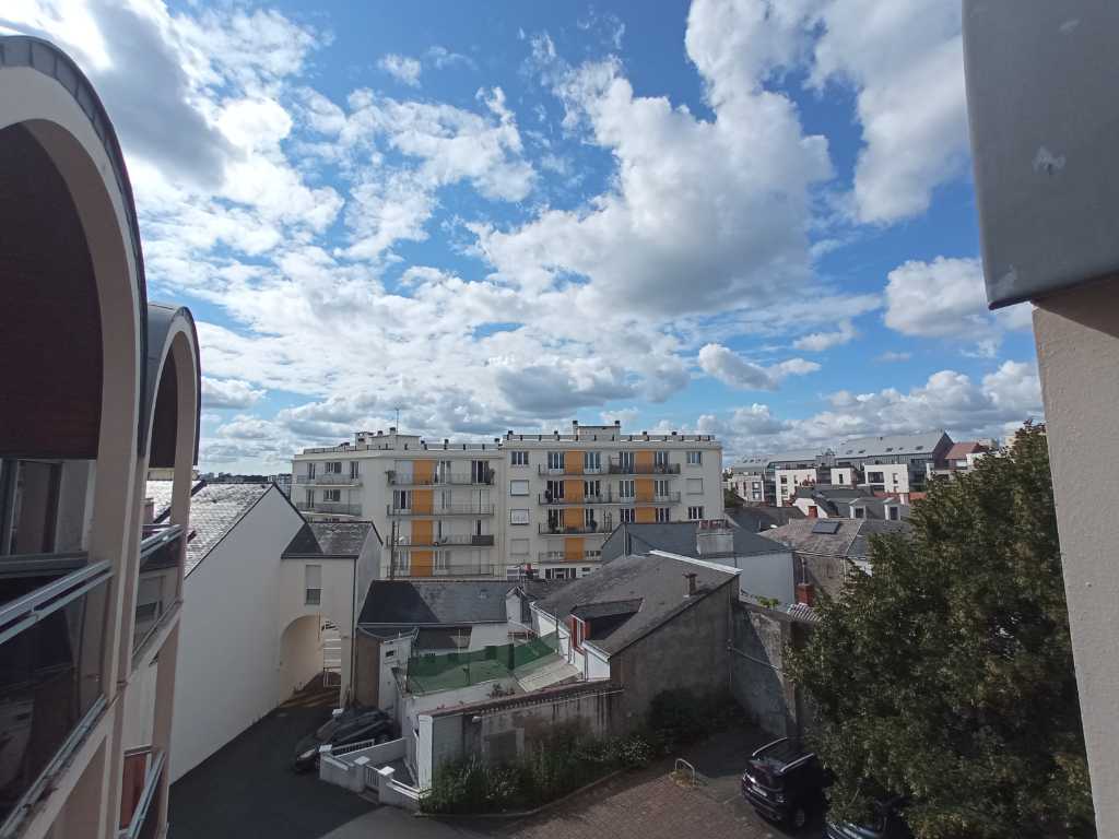 Rental apartment Nantes 455€ CC - Picture 2