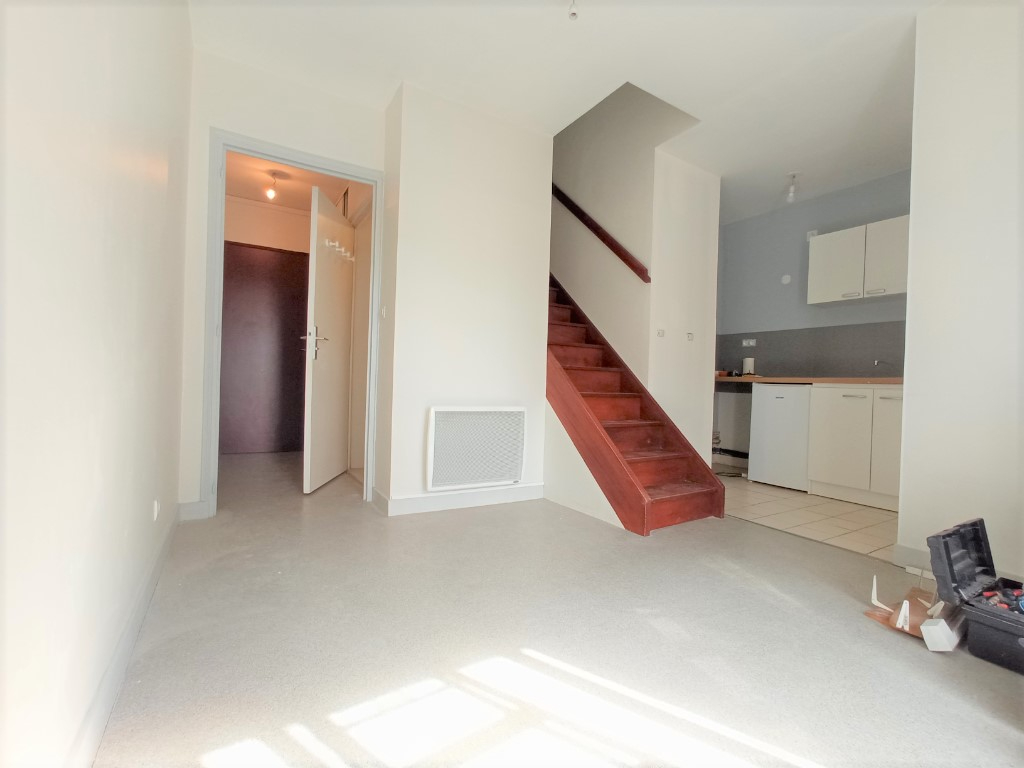 Rental apartment Nantes 455€ CC - Picture 3
