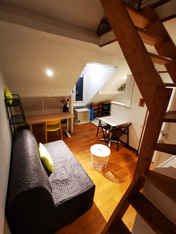 Location appartement Nantes 490€ CC - Photo 1