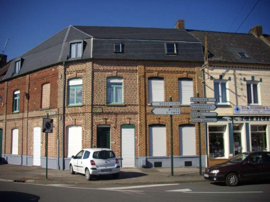 Rental apartment Aire sur la lys 510€ CC - Picture 3