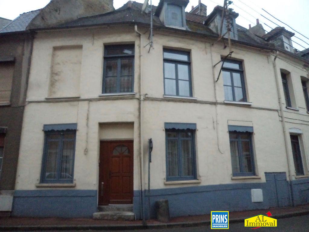 Sale house / villa Saint omer 95000€ - Picture 1