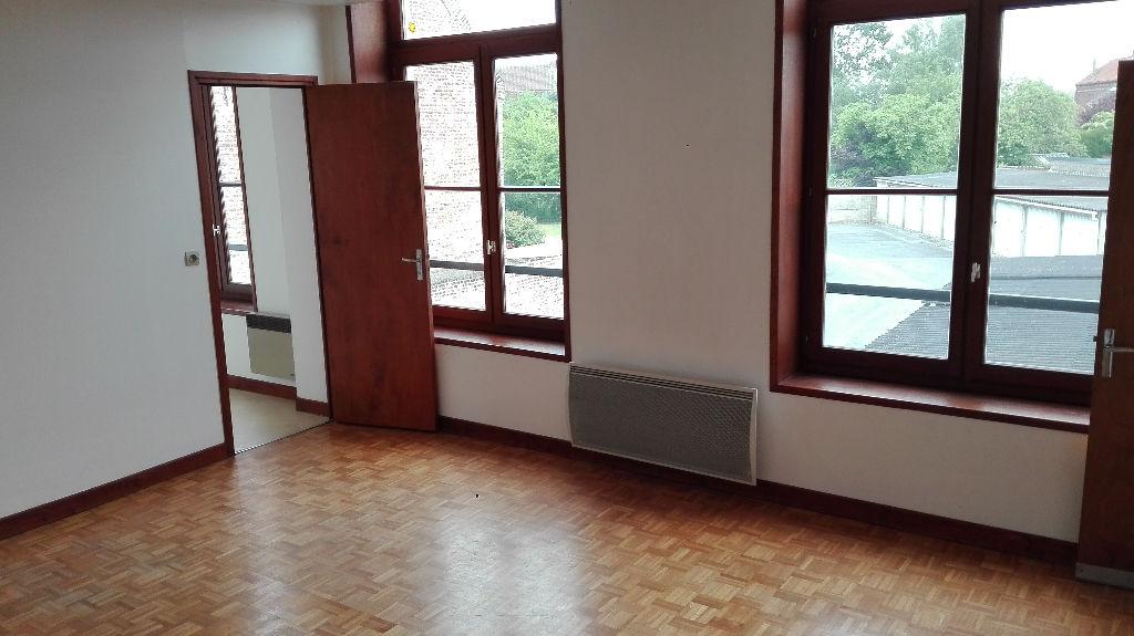 Rental apartment Aire sur la lys 505€ CC - Picture 2