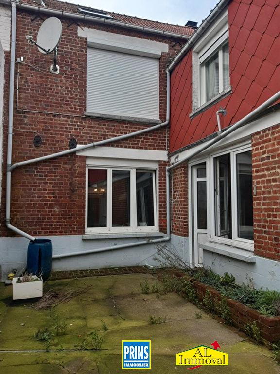 Sale house / villa Fauquembergues 95000€ - Picture 1
