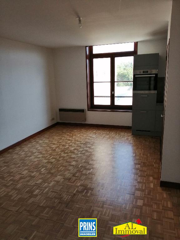 Rental apartment Aire sur la lys 500€ CC - Picture 4