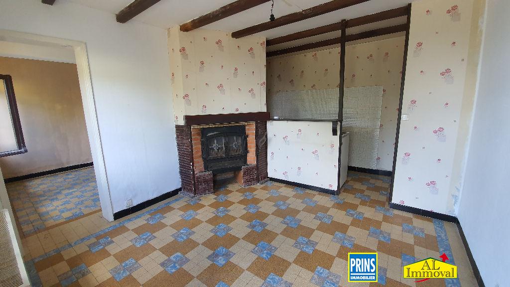 Vente maison / villa Molinghem 116000€ - Photo 3