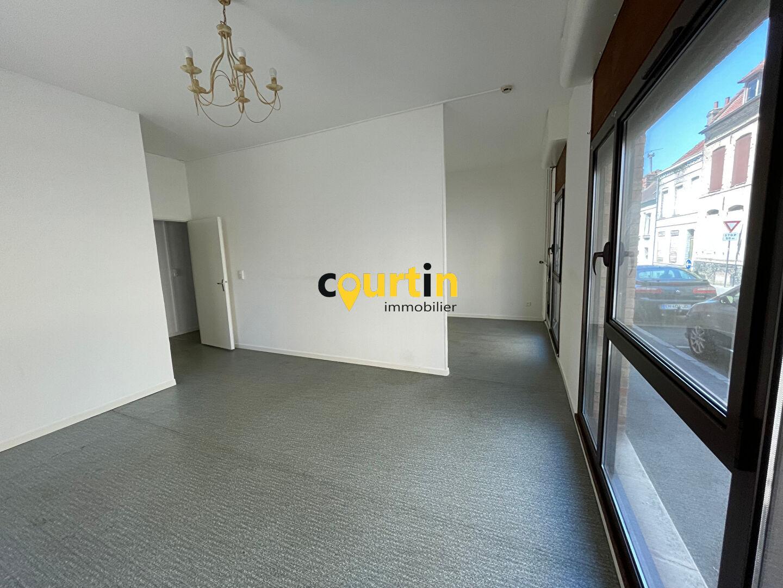 Rental apartment Saint omer 627€ CC - Picture 1