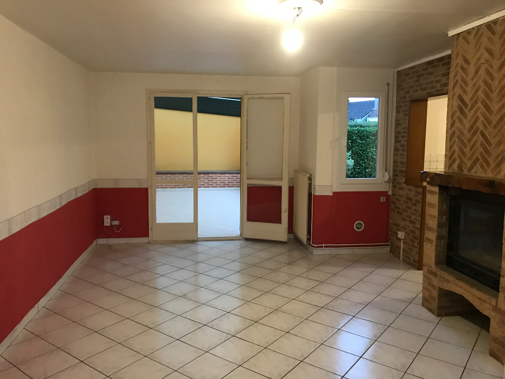 Rental house / villa Longuenesse 775€ CC - Picture 2