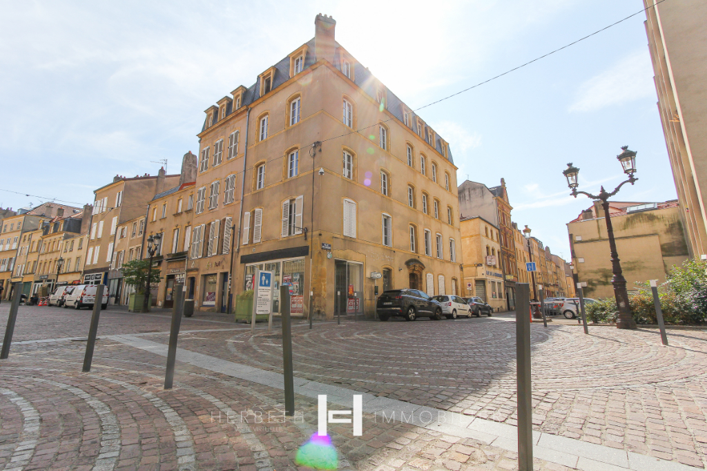 photo de Appartement 2 pièces à louer Metz Centre