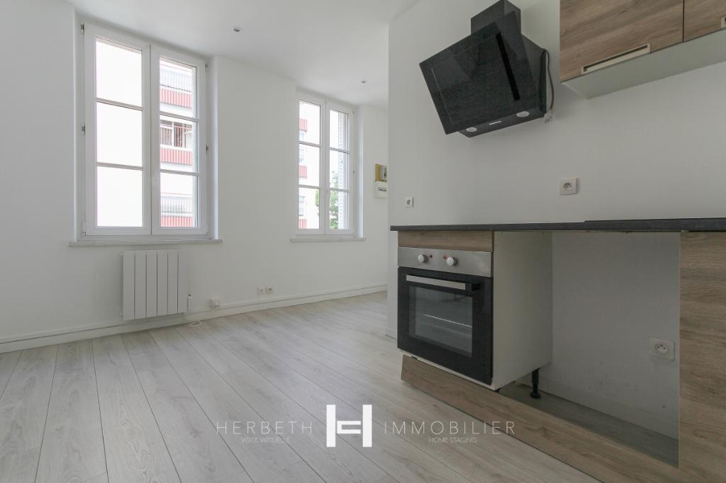 photo de Appartement 2 pièces à louer Metz centre ville
