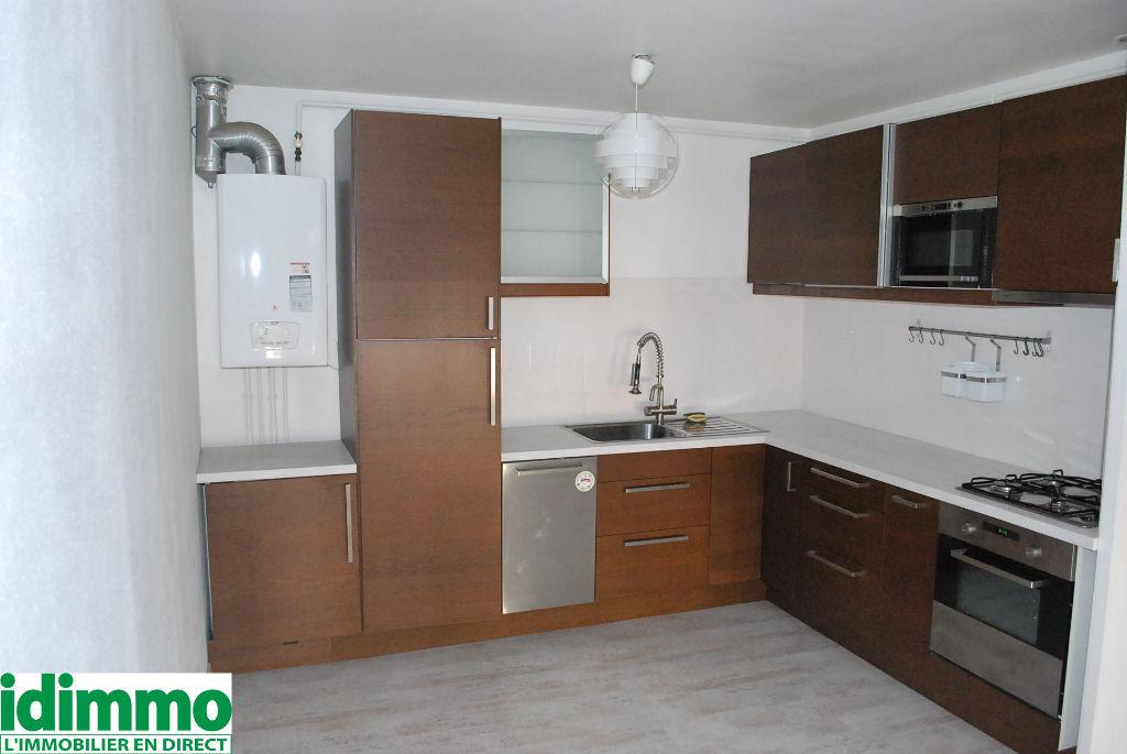 Vente Appartement 3 pièces CINTEGABELLE 31550