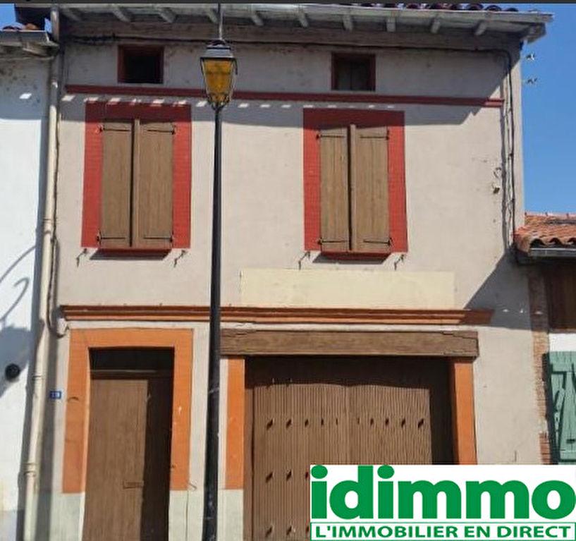 Vente Maison 3 pièces CINTEGABELLE 31550