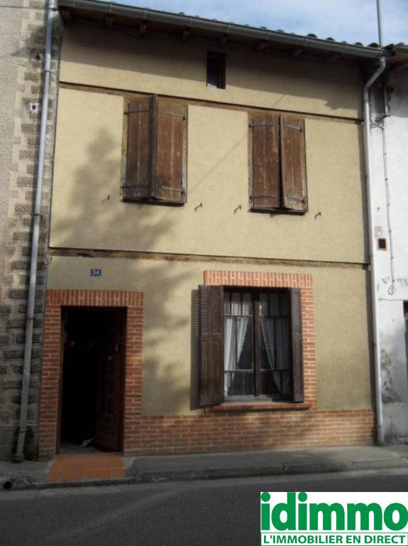 Vente Maison 4 pièces GAILLAC TOULZA 31550
