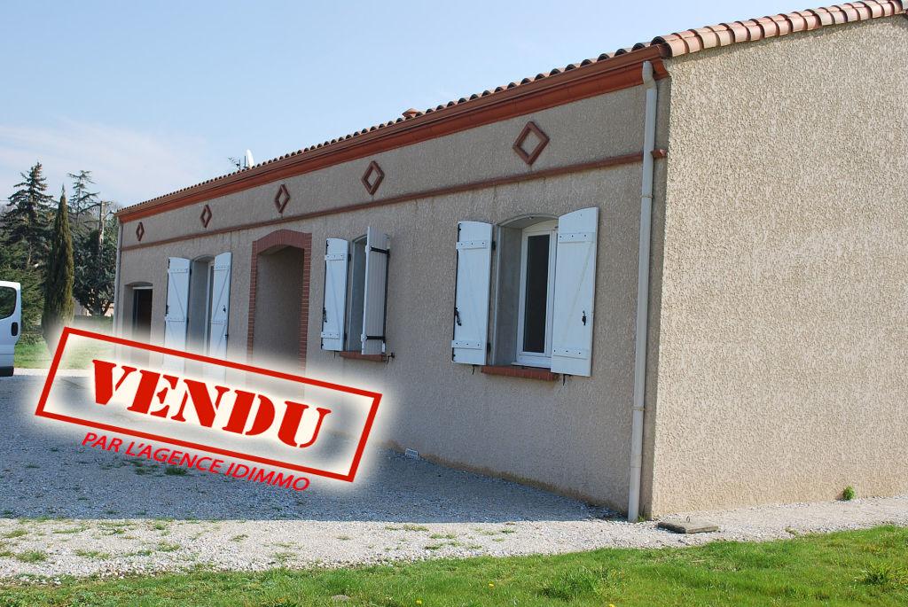 Vente Maison 4 pièces CINTEGABELLE 31550