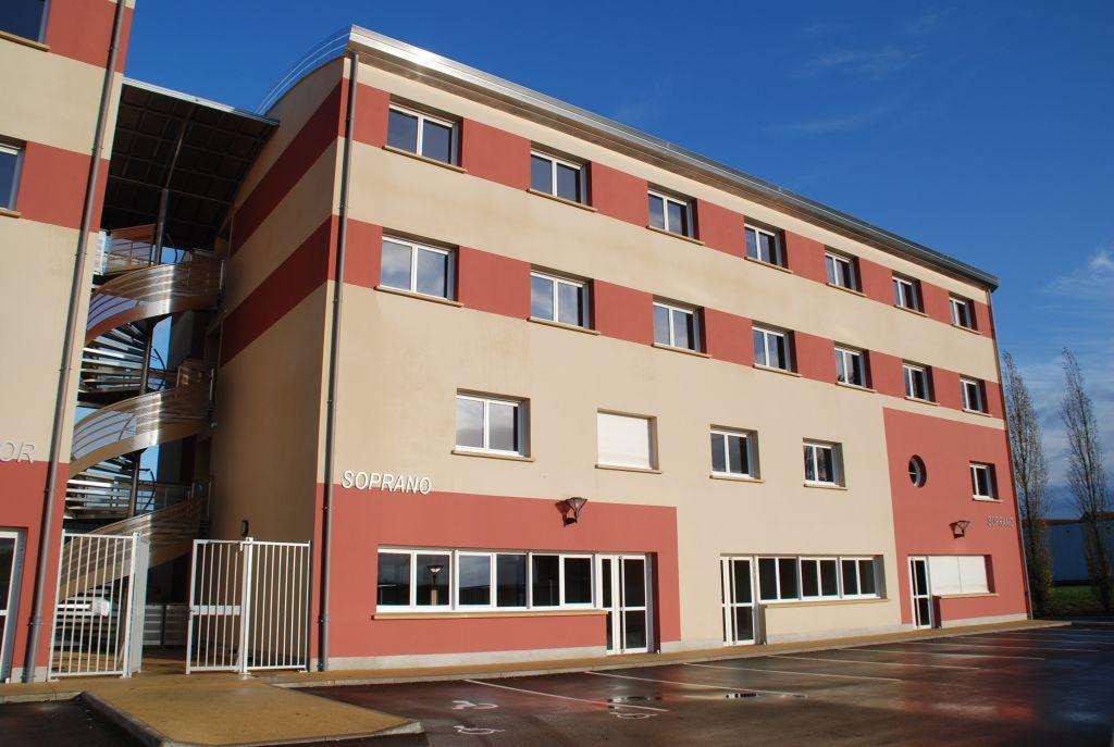 Superbes bureaux neufs a louer en zone franche de beauvais for Avantage fiscaux achat immobilier neuf