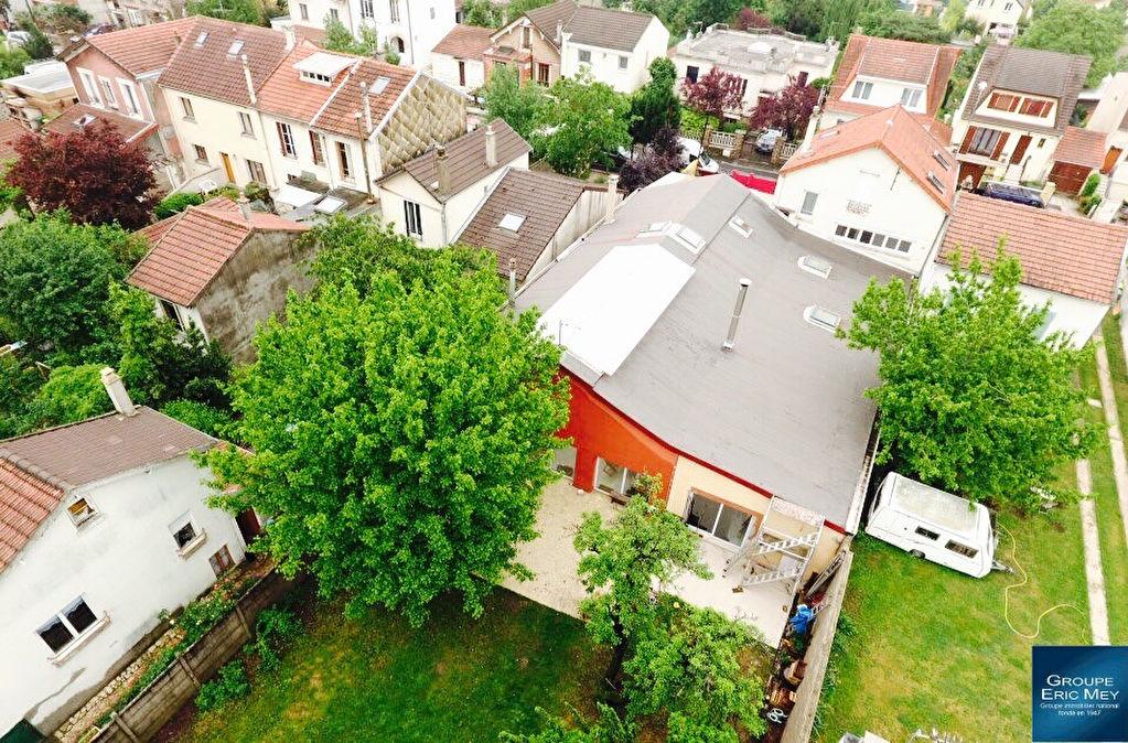 Maison loft 378 m 10 pi ces parking 4 v h jardin 550 m - Maison jardin fontenay sous bois lille ...