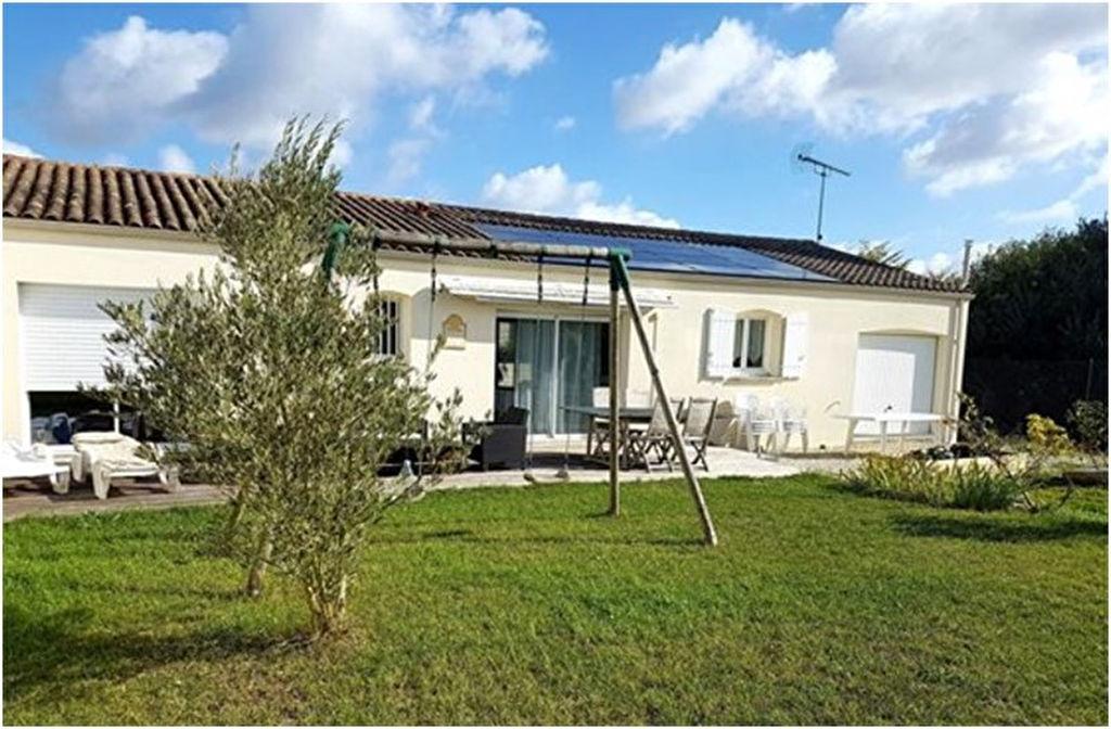 Vente Maison 5 pièces LA ROCHELLE 17000