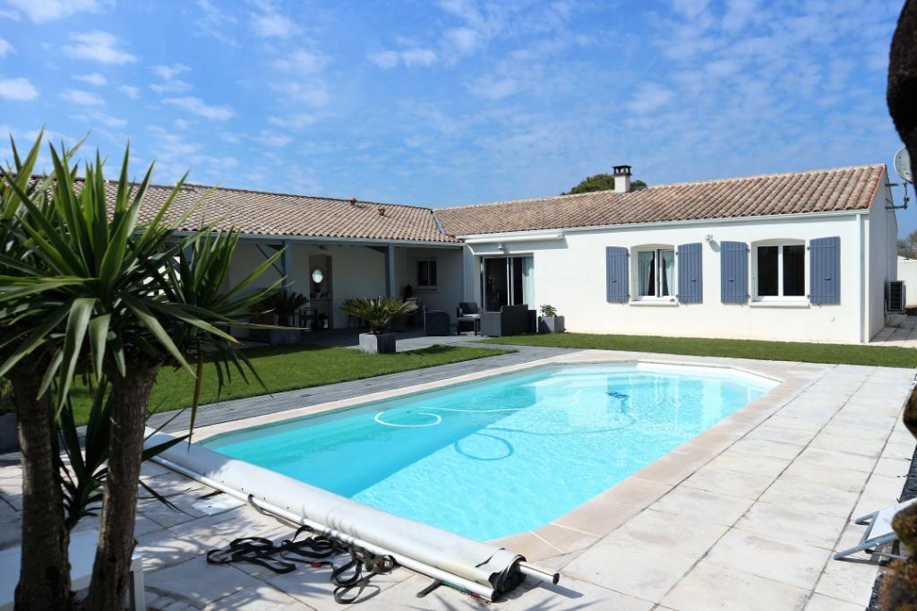 vente maison/villa 7 pièces MARSILLY 17137