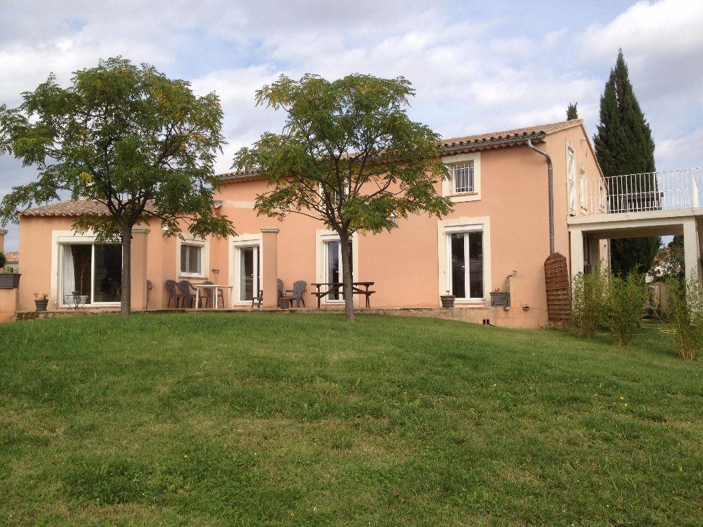 Vente maison/villa 7 pièces SAINTE CECILE LES VIGNES 84290