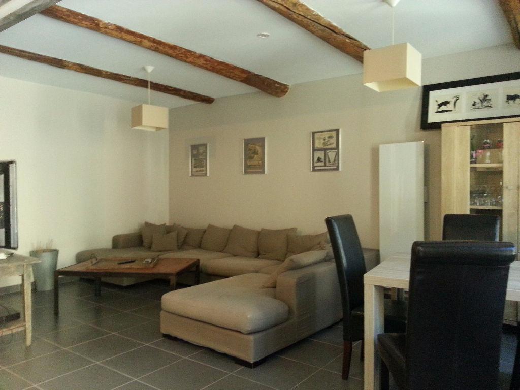 Vente Maison 3 pièces SAINTE CECILE LES VIGNES 84290