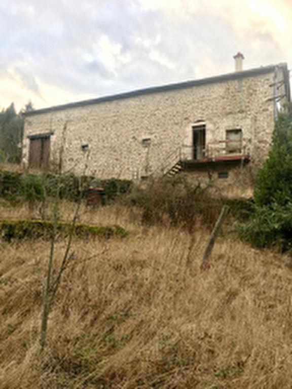 Vente Maison 5 pièces Vocance 07690