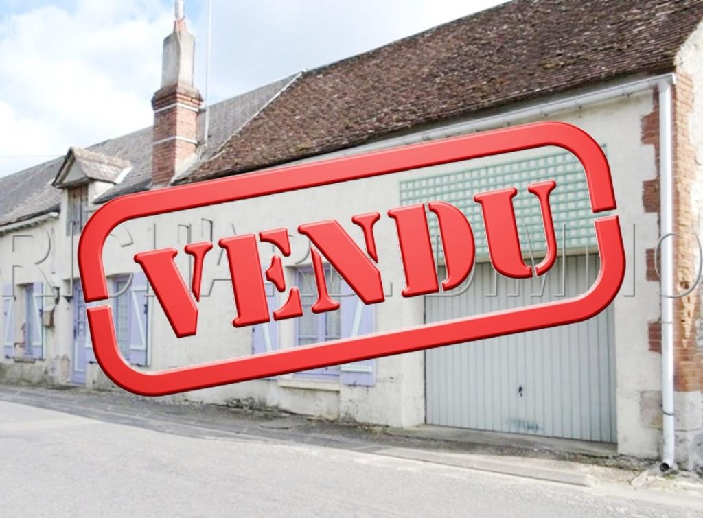 vente maison/villa 5 pièces BEAUMONT DU GATINAIS 77890