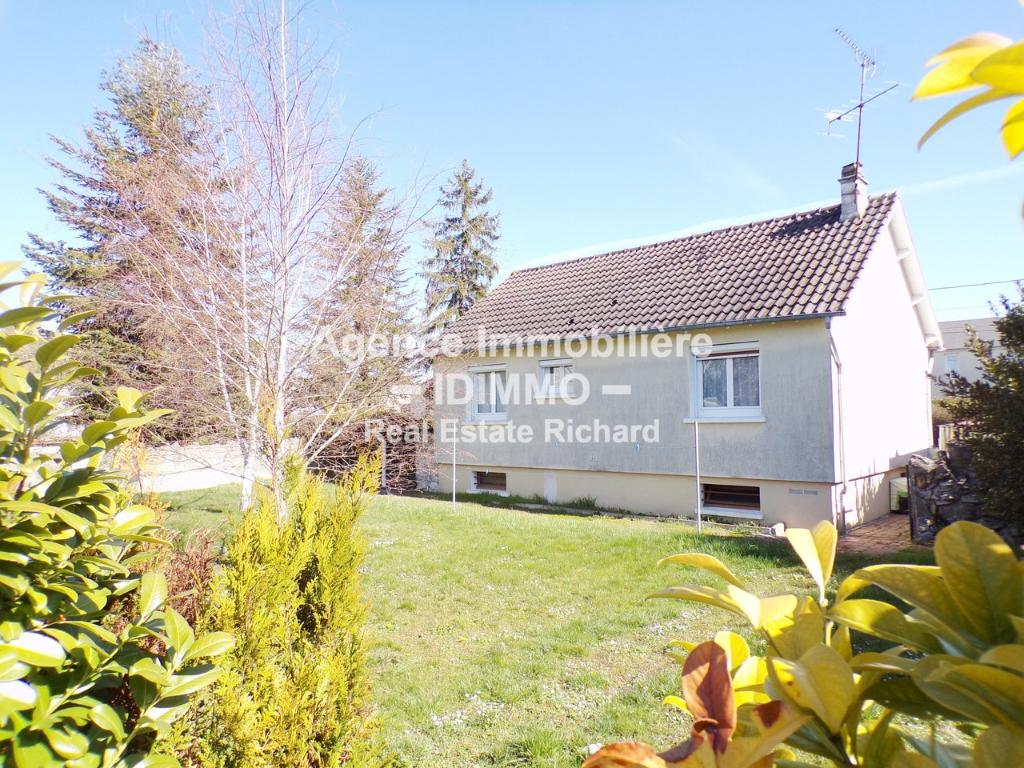 vente maison/villa 3 pièces BEAUMONT DU GATINAIS 77890