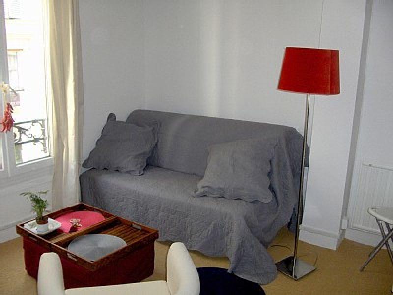 Photo Appartement Paris 1 pièce(s) 21 m2- 2/3 pers - Montmartre image 2/6