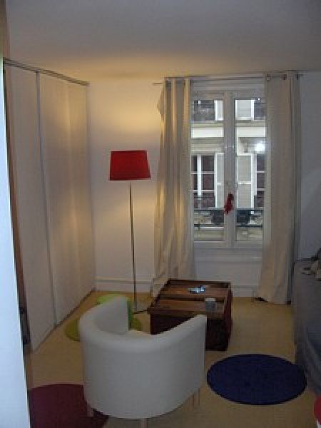 Photo Appartement Paris 1 pièce(s) 21 m2- 2/3 pers - Montmartre image 6/6