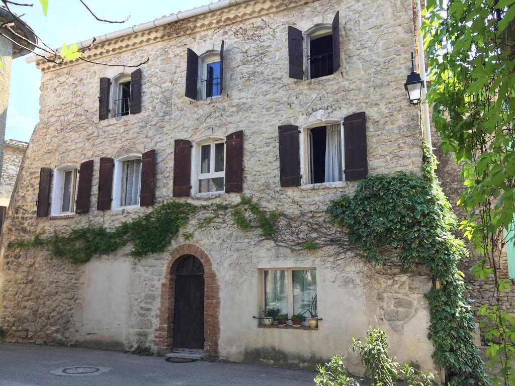 vente maison/villa 4 pièces FONS SUR LUSSAN 30580