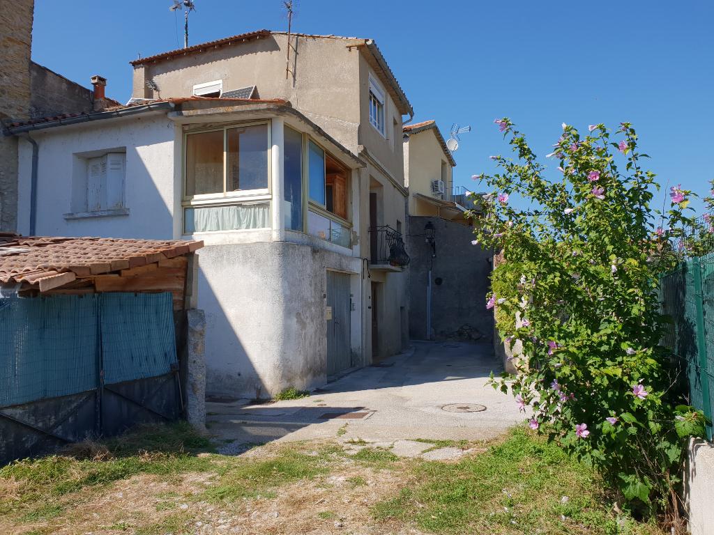 vente maison/villa 4 pièces SAINT VICTOR DE MALCAP 30500
