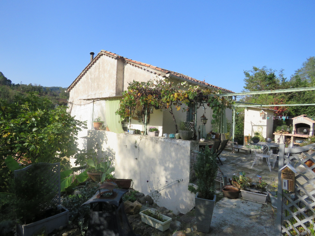 vente maison/villa 3 pièces SAINTE CECILE D ANDORGE 30110