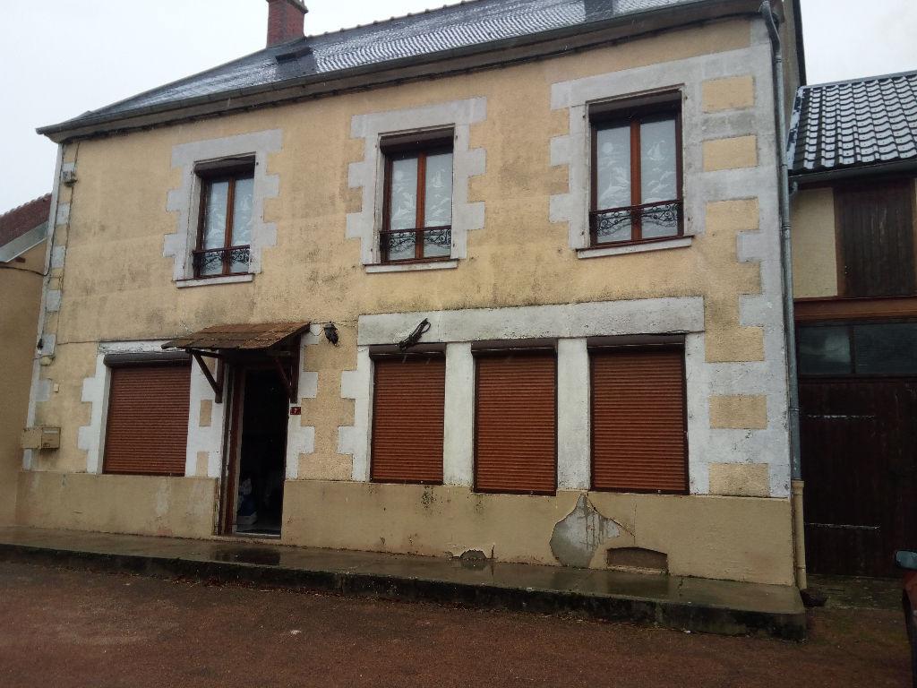 secteur Saint Sauveur, maison ancienne 140 m² habitable