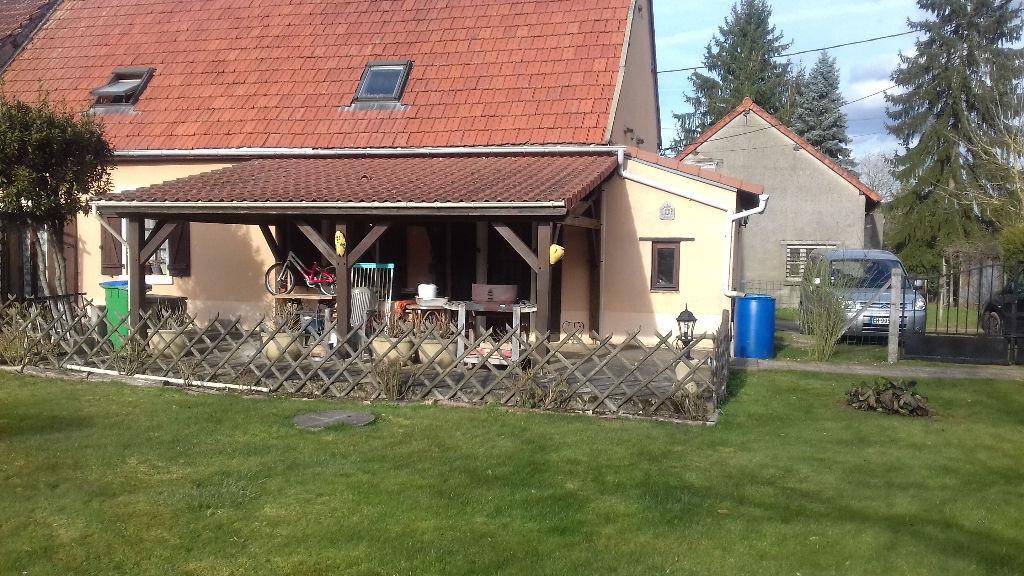 Maison alligny/cosnes 5 pièce(s) 124 m2