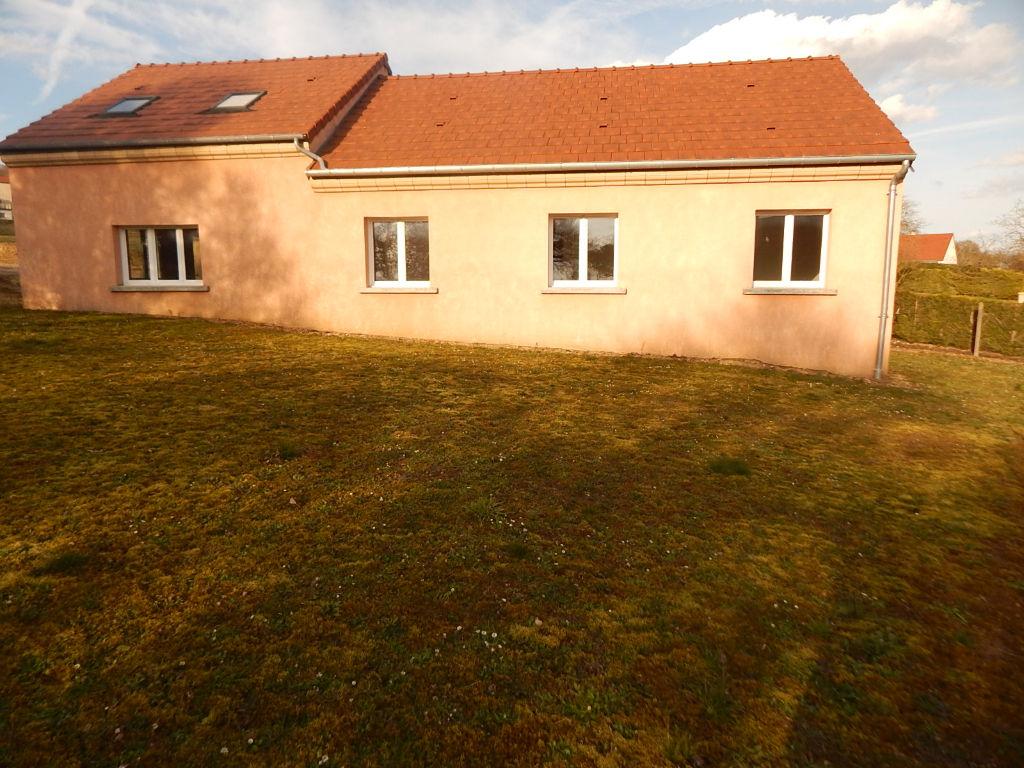 Maison Saint Amand En Puisaye 4 pièce(s) 110 m2