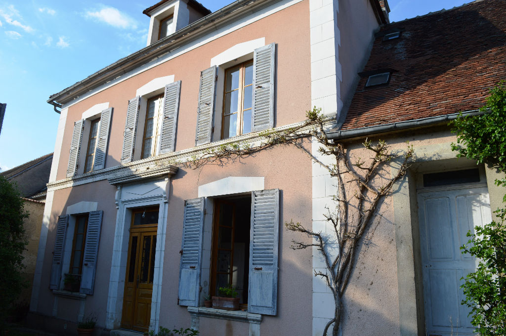 Maison ancienne maison agences immobilieres ramos auxerre for Agence logement