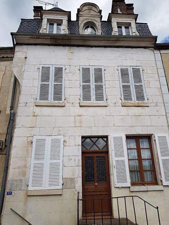 Maison + ancien commerce de Bourg  185 m²