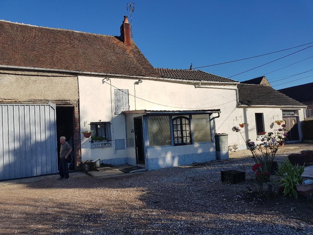 Secteur Saint Fargeau - Maison ancienne de 6 pièces