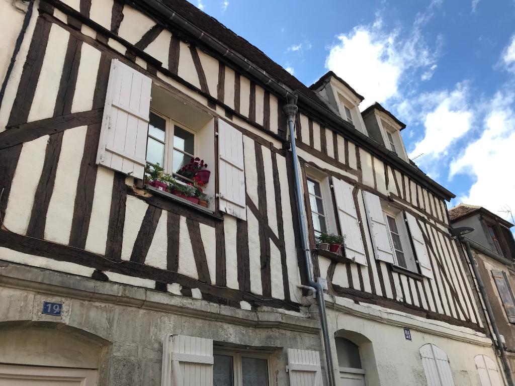Immeuble pour locatif Auxerre