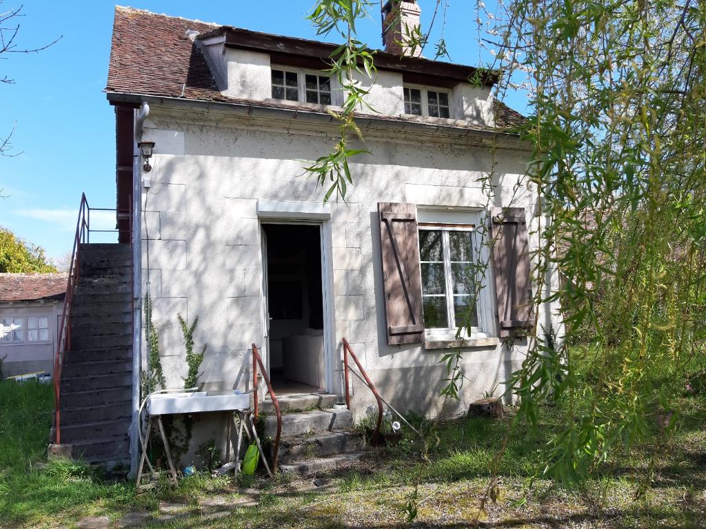 Secteur St FARGEAU - Jolie maison campagne 100 m²