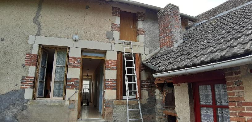 Secteur Saint Amand En Puisaye -  Maison de 4 pièce(s) 70 m2