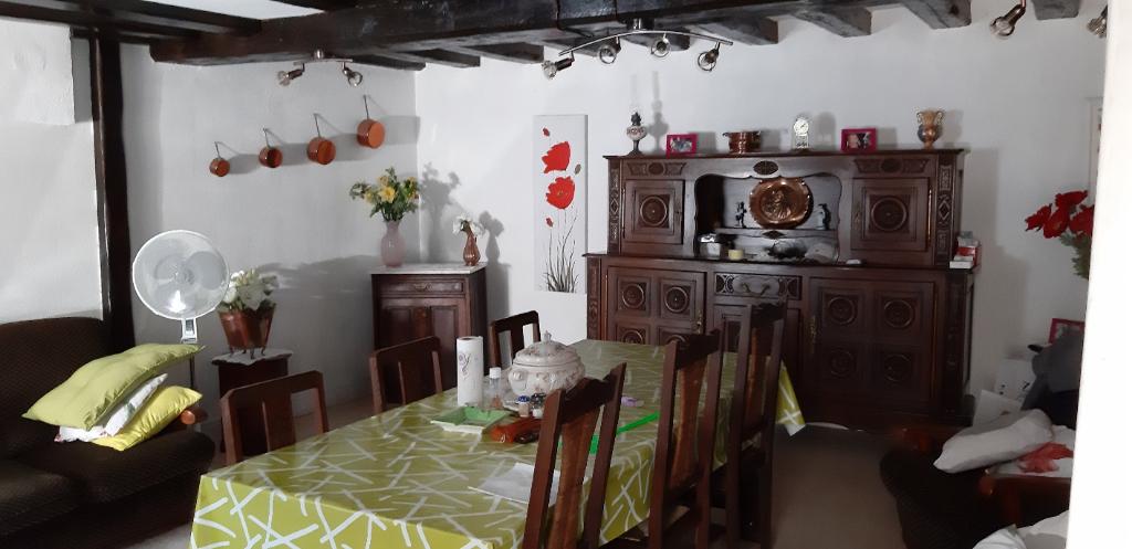 Secteur ST FARGEAU - maison rénovée de 100 m² ( 6 pièces)