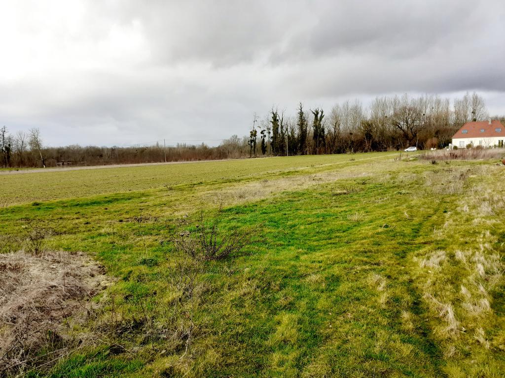 Terrain proche Seignelay 1371 m2