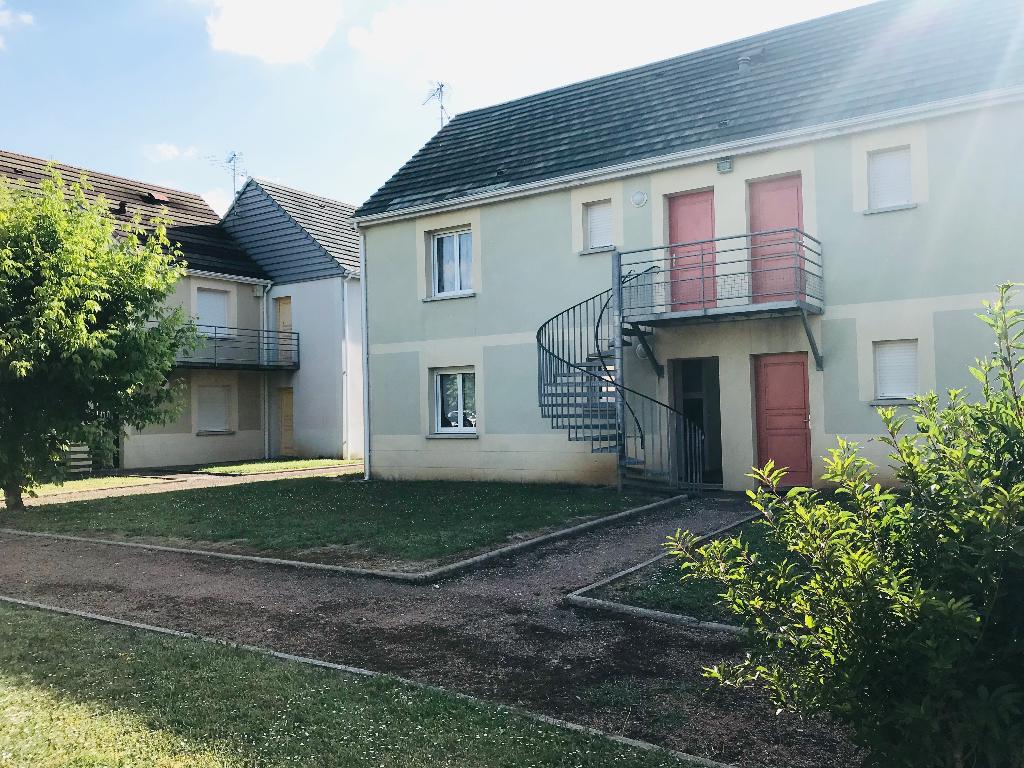 Auxerre F3 av jardin 60 m²
