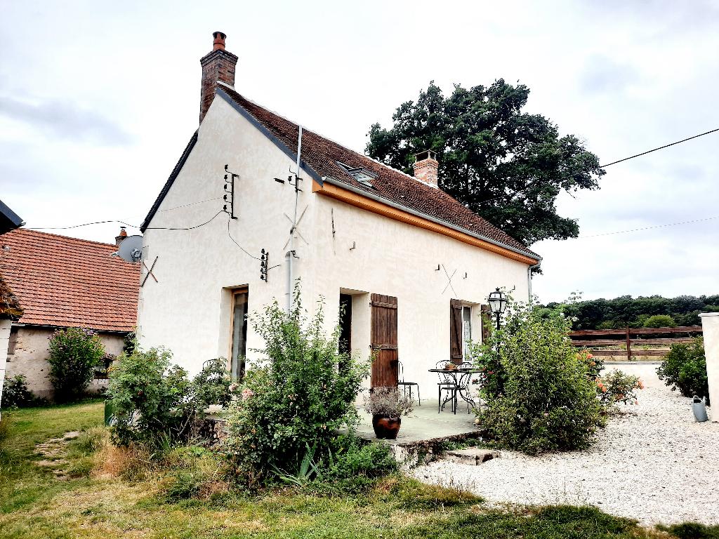 Maison Saint Amand En Puisaye 5 pièce(s) 86 m2