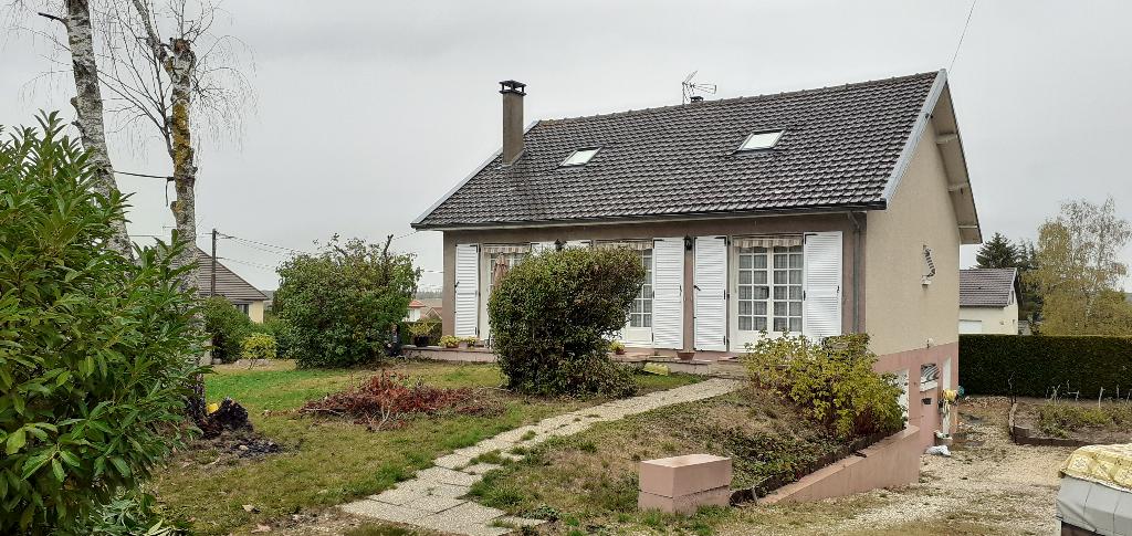 Maison St Fargeau 4 pièce(s) 72 m2