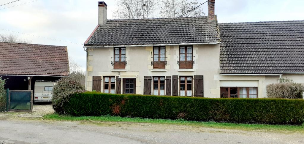 Maison SAINT-AMAND-EN-PUISYE 120 m2