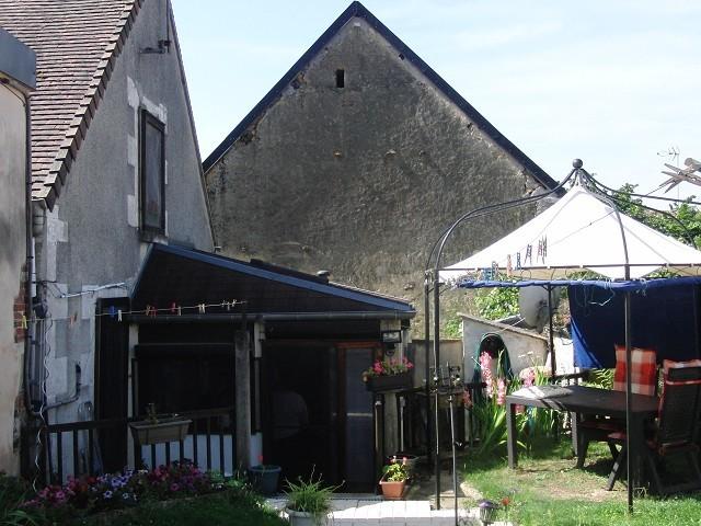 Secteur Puisaye. Maison de village- 3 pièce(s) - 51 m2