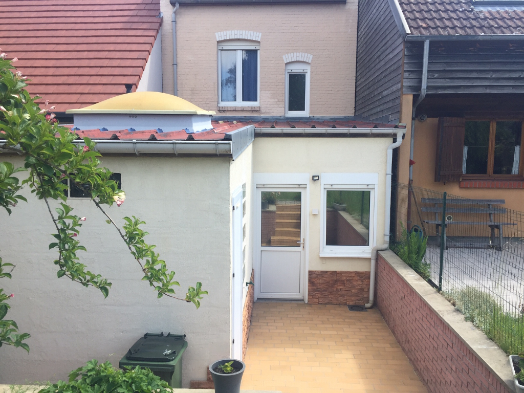 Amiens quartier Saint Acheul proche commerces